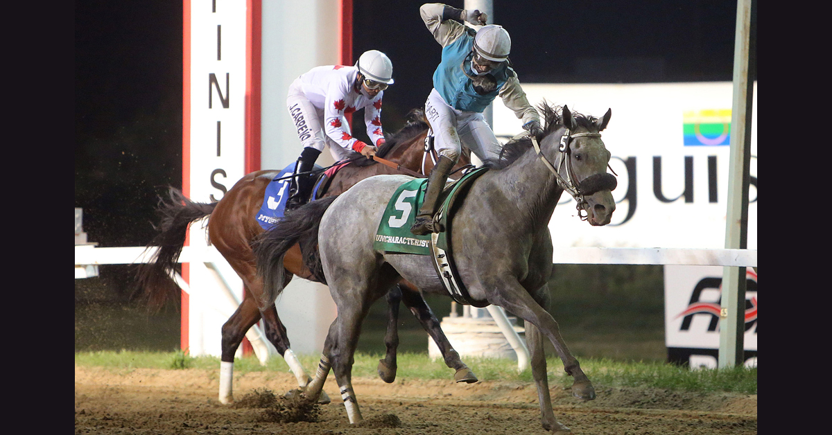 Thumbnail for Uncharacteristic Rolls to Manitoba Derby Victory at Assiniboia